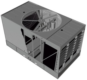 Baltimore Aircoil Series 3000 Cooling Tower