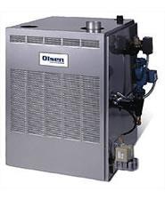 olsen OSC Series Boiler