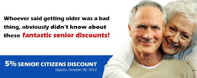 HVAC Seniors-Discount