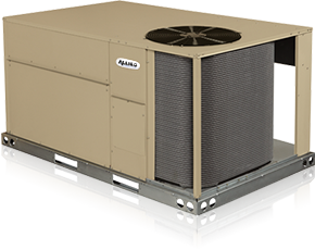 Allied Commercial Z-Series Packaged Rooftop Units