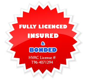 Fully-Licenced-and-Insured Air Conditioning, Heating & HVAC Sales and Service