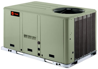 Trane Rooftop Air Conditioner